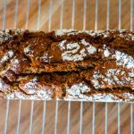 ricetta pane di segale integrale