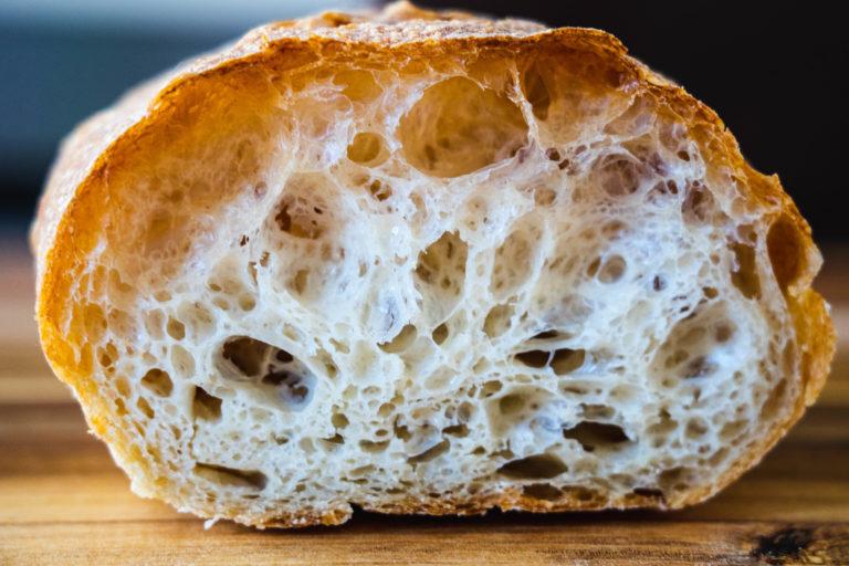 pane di cristallo