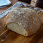 ricetta pane di grano duro